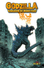 Image: Godzilla: Kingdom of Monsters Vol. 03 SC  - IDW Publishing