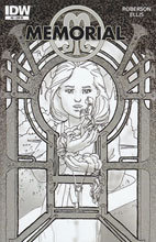 Image: Memorial #6 (10-copy incentive cover) (v10)