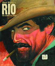 Image: Doug Wildey's Rio: The Complete Saga HC  - IDW Publishing