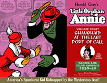 Image: Complete Little Orphan Annie Vol. 08: 1938-1940 HC  - IDW Publishing
