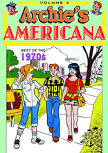 Image: Archie's Americana Vol. 04: Best of the 70s HC  - IDW Publishing