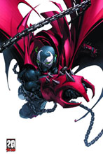 Image: Spawn 20th Anniversary Poster #2  - Image Comics