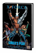 Image: X-Force: Child's Play HC  - Marvel Comics