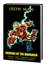 Image: Iron Man: Revenge of the Mandarin HC  - Marvel Comics