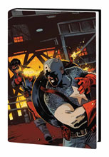 Image: Captain America and Bucky: Old Wounds HC  - Marvel Comics