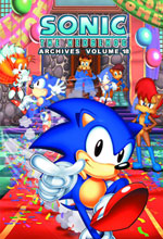Image: Sonic the Hedgehog Archives Vol. 18 SC  - Archie Comic Publications