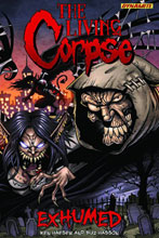 Image: Living Corpse Vol. 01: Exhumed SC  - D. E./Dynamite Entertainment