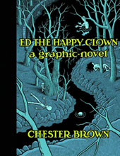 Image: Ed the Happy Clown HC  - Drawn & Quarterly