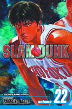 Image: Slam Dunk Vol. 22 SC  - Viz Media LLC