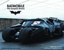 Image: Batmobile: The Complete History HC  - Insight Editions