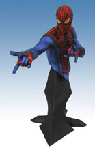 Image: Amazing Spider-Man Movie Bust: Spider-Man  - Diamond Select Toys