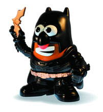 Image: Mr. Potato Head: Dark Knight Rises Batman  -