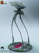 Image: War of the Worlds  (2005) Model Kit: 1/144 Alien Tripod -