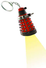 Image: Doctor Who Dalek Keychain Torch  -