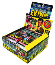 Image: Doctor Who Monster Invasion Extreme TCG Booster Display  - Immediate Media