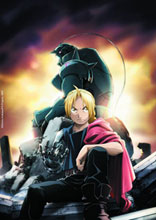 Image: FMA Brotherhood OVA & Comic Theater Blu-Ray+DVD  -