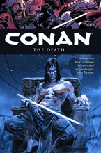 Image: Conan Vol. 14: The Death HC  - Dark Horse Comics