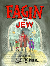 Image: Fagin the Jew  (10th Anniversary) HC