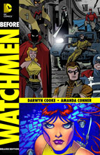 Image: Before Watchmen: Minutemen / Silk Spectre Deluxe HC