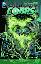 Image: Green Lantern Corps Vol. 02: Alpha War HC  (New 52)