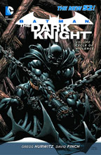 Image: Batman: The Dark Knight Vol. 02 - Cycle of Violence HC  (New 52) - DC Comics