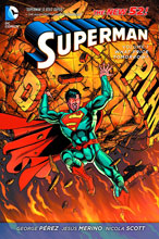 Image: Superman Vol. 01: What Price Tomorrow? SC  (New 52)