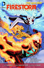 Image: Fury Firestorm Vol. 02: Firestorm Protocols SC  (New 52)
