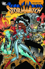 Image: Stormwatch Vol. 01 SC