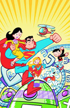 Image: Superman Family Adventures Vol. 01 SC