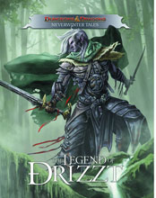 Image: Dungeons & Dragons: The Legend of Drizzt: Neverwinter Tales SC