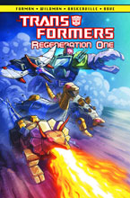 Image: Transformers: Regeneration One Vol. 02 SC  - IDW Publishing
