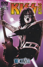 Image: Kiss Solo #3  (10-copy incentive cover)