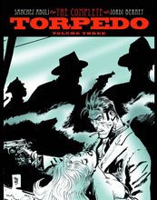 Image: Torpedo Vol. 03 SC  - IDW Publishing