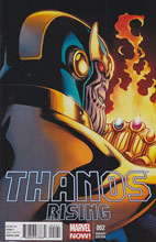 Image: Thanos Rising #2 (McGuinness variant cover)