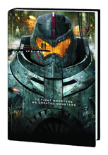 Image: Pacific Rim: Tales from Year Zero HC  - Marvel Comics
