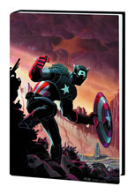 Image: Captain America Vol. 01: Castaway Dimension Z Book 1 HC  (NOW!)