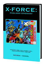 Image: X-Force: Phalanx Covenant HC  (DM variant edition) (107)