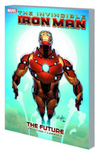 Image: Invincible Iron Man Vol. 11: Future SC