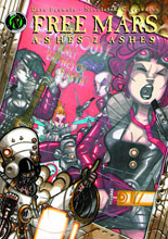 Image: Free Mars Vol. 02: Ashes to Ashes GN  - Ape Entertainment
