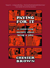 Image: Paying for It SC  - Drawn & Quarterly