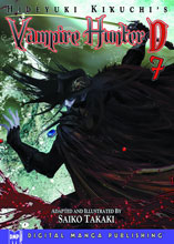 Image: Hideyuki Kikuchis Vampire Hunter D Vol. 07 SC  - Digital Manga Distribution