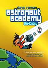 Image: Astronaut Academy: Re-Entry GN  - :01 First Second