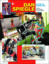Image: Dan Spiegle: A Life in Comic Art SC  - Twomorrows Publishing