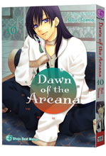 Image: Dawn of the Arcana Vol. 10 SC  - Viz Media LLC