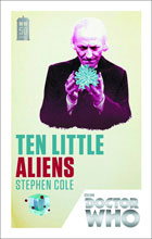 Image: Doctor Who 50th Anniversary edition: Ten Little Aliens PB  - Broadway