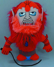 Image: Masters of the Universe Super-Deformed Plush: Beast Man  - Masters Of The Universe