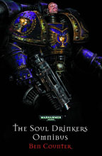 Image: Warhammer 40K: The Soul Drinkers: Redemption Omnibus SC  - Black Library
