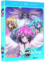 Image: Heaven's Lost Property: Angeloid of Clockwork BluRay+DVD  - Anime