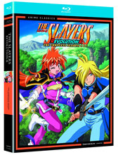 Image: Slayers Season 04 & 05 BluRay  - Classic Anime