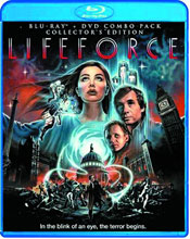 Image: Lifeforce: Collector's Edition BluRay+DVD  - Cult Classics